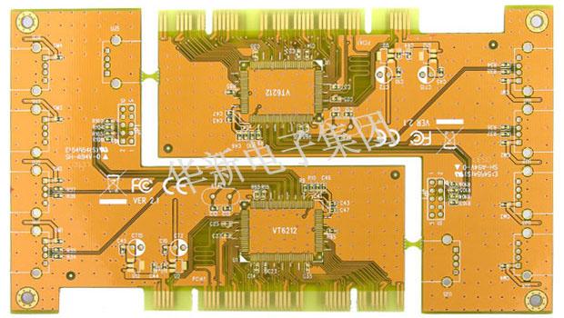 QFP 化學鎳金印制板